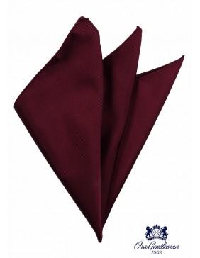 Μαντηλάκι Silk Unit Bordeaux