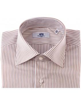 Πουκάμισο Sartorial Classic Stripes Verde