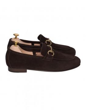 Παπούτσια Loafers Ebano