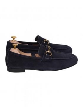 Παπούτσια Loafers Navy Blue