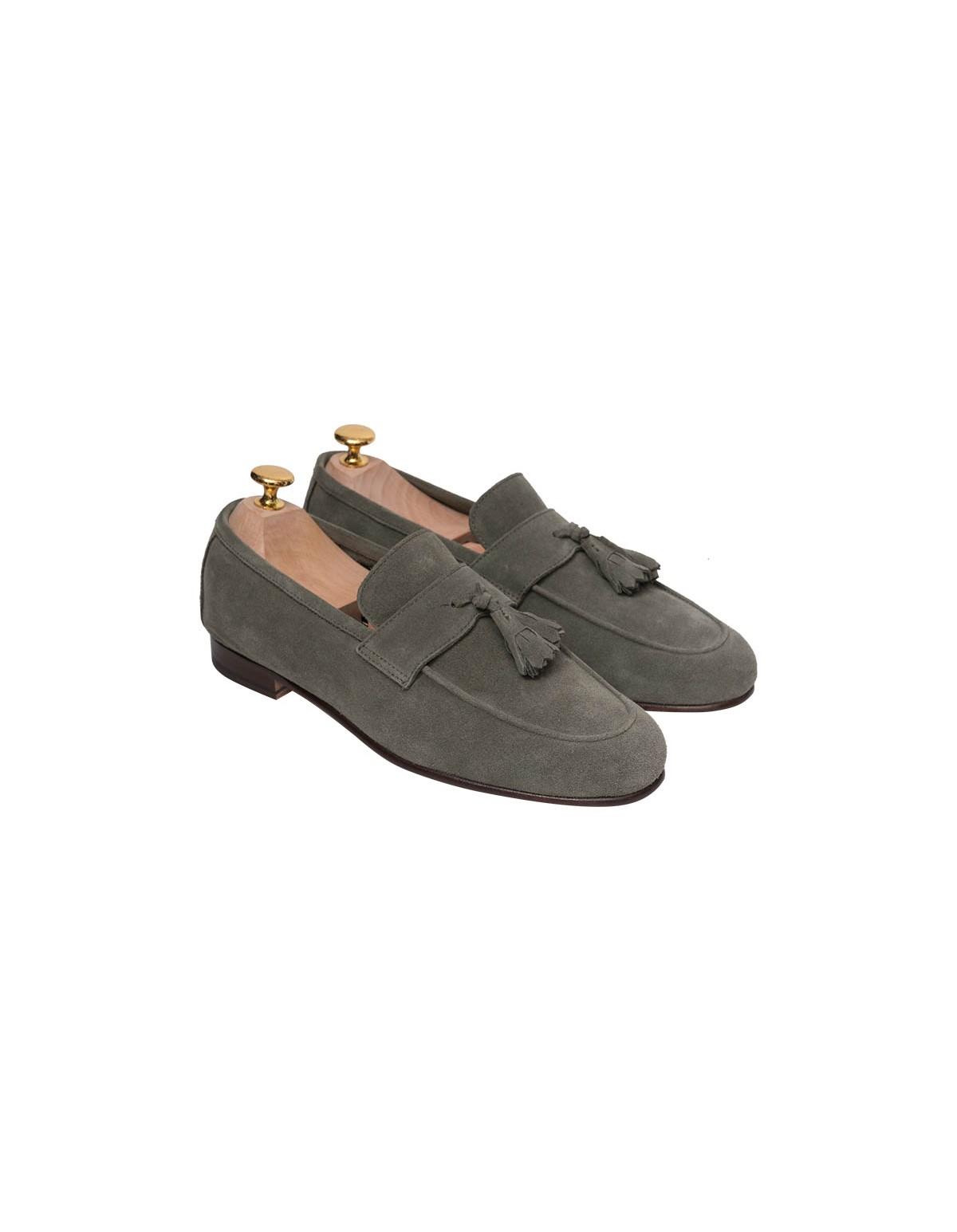 Παπούτσια Tassel Loafers Militare