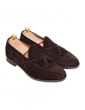Παπούτσια Tassel Loafers Brown