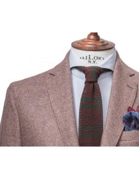Σακάκι Sartorial Wool PdPoule Burgundy