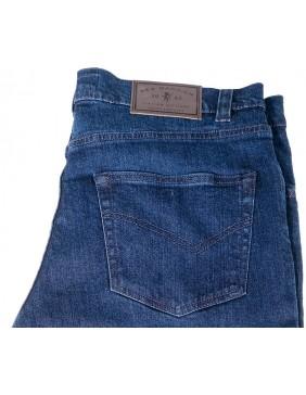 Ανδρικό Παντελόνι Denim Blue