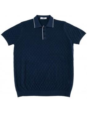 Polo Cotton Rombo Fiscardo