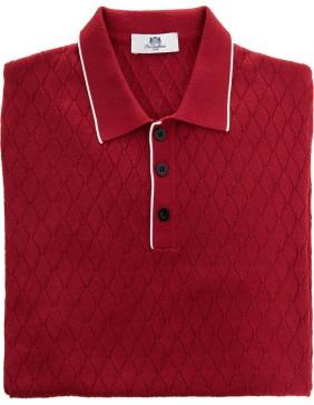 Polo Cotton Rombo Etna