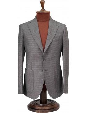 Σακάκι Sartorial Wool Chess Brown