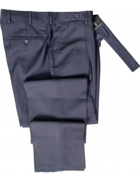 Aνδρικό Παντελόνι Wool Navy Blue
