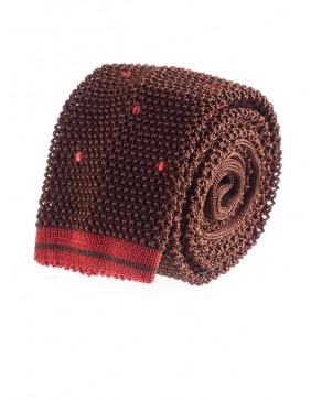Γραβάτα Πλεκτή  Tricot Dots