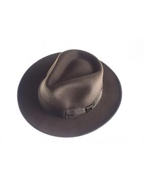 Καπέλο Fedora Olive