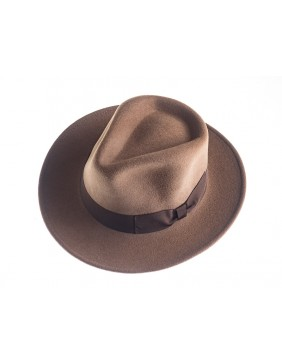 Καπέλο Fedora Camel